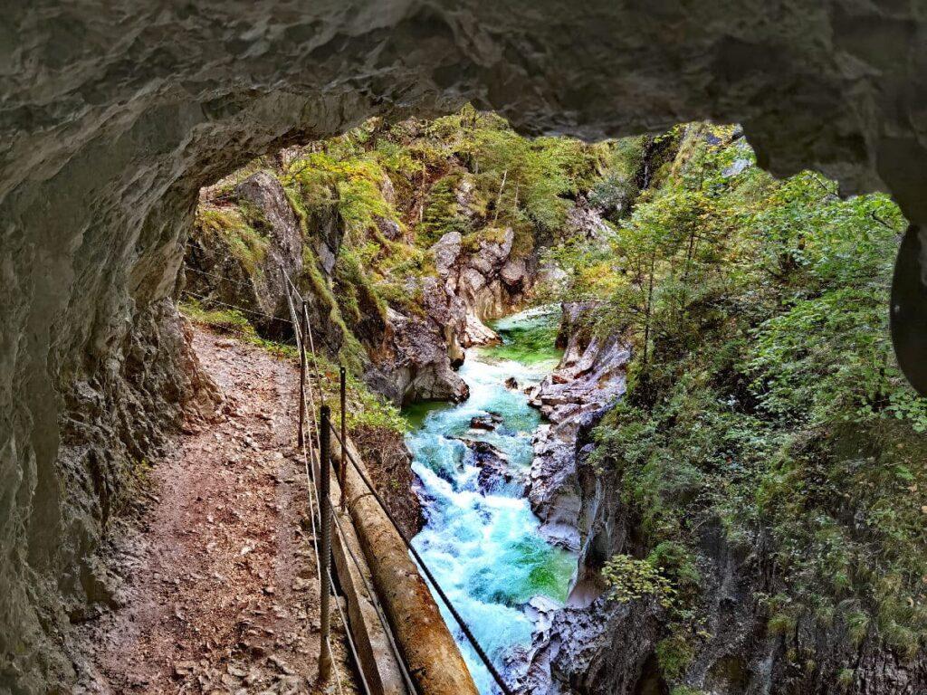 Gehört auch zur Ferienregion Alpbachtal - die Kaiserklamm