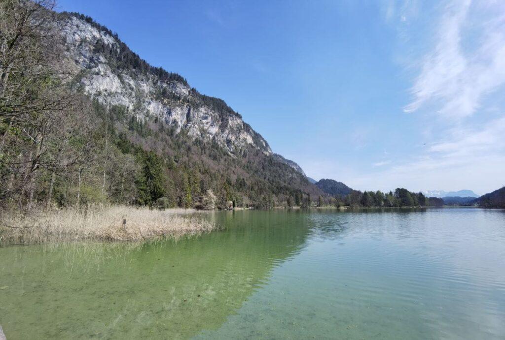 Der Start meiner Reintalersee Wanderung in Kramsach