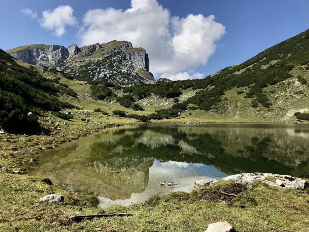Zireiner See Alpbachtal - Naturjuwel im Rofangebirge